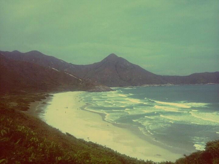 香港西贡的海滩
