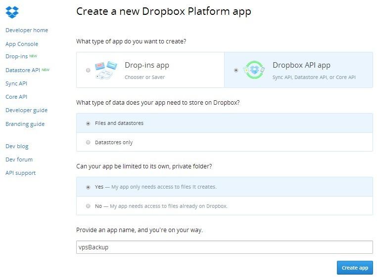 dropbox_app_create