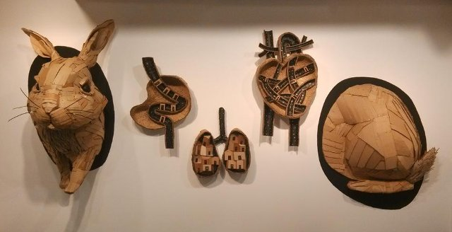 香港藝術館:萌兔子