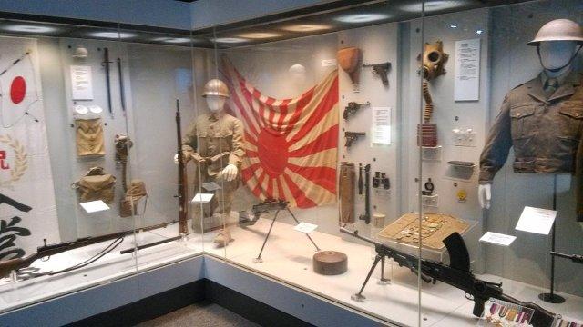 海防博物館:日軍裝備